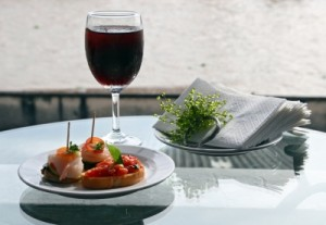 corporate rewards_nice restaurant