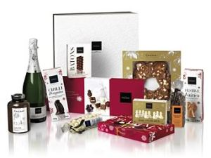 Staff Christmas Gifts: Hampers